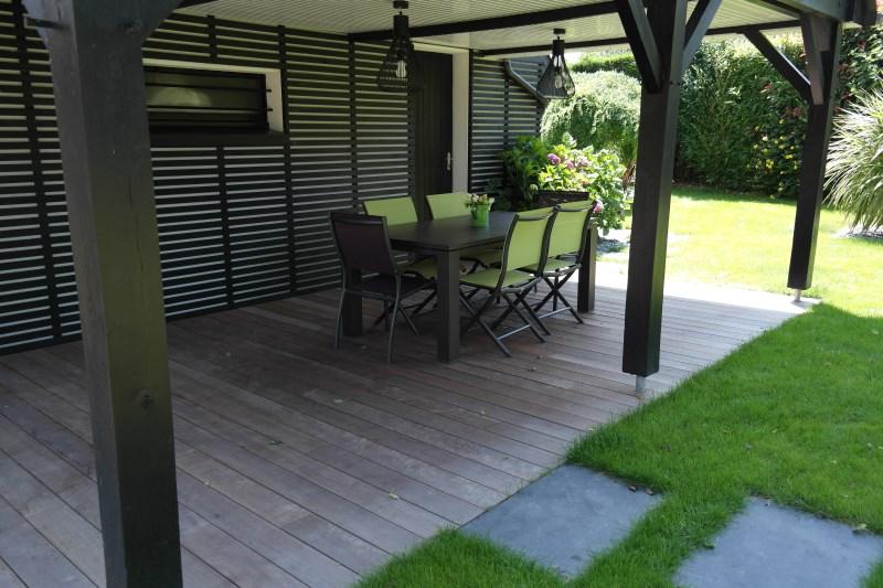 terrasse bois terrasse en dallage de pierre lames pour terrasses en